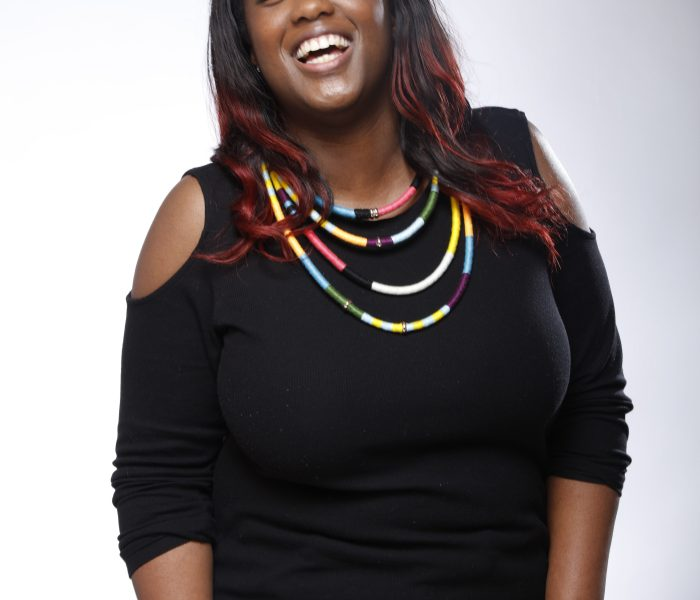 Anne-Marie Imafidon graces the Rocking Ur Teens stage