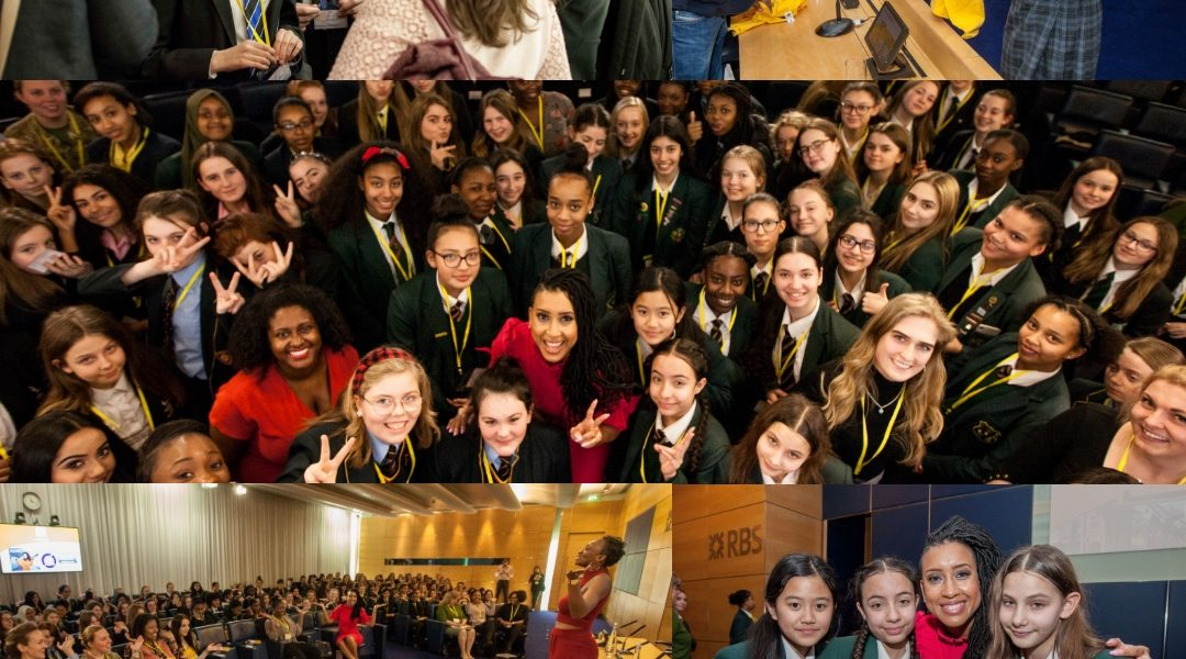 Highlights from International Womens Day Girls Empowerment Conference